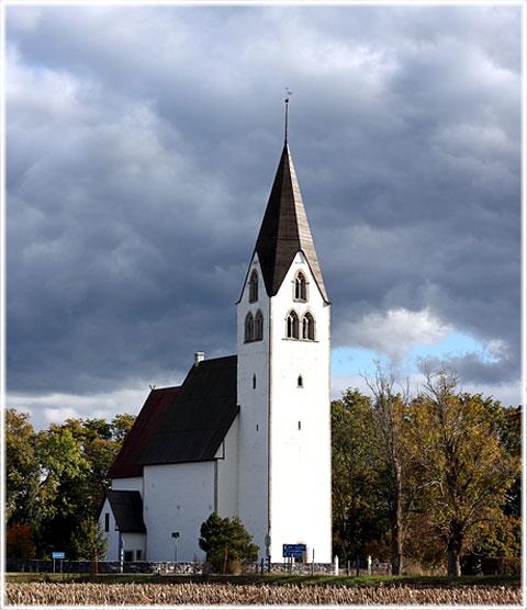 ekeby gotland karta Ekeby kyrka ekeby gotland karta
