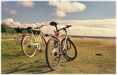 cykelled gotland karta Cykelleden på Gotland cykelled gotland karta