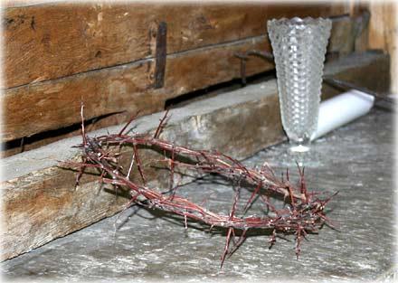 Så går påsken till i kyrkan