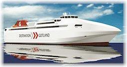 båtbiljett till gotland